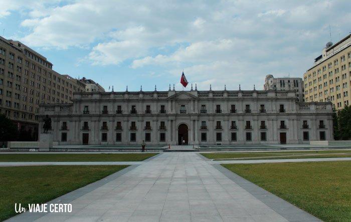 Casa de la moneda Santiago de Chile