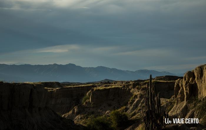 Sector los Hoyos desierto de la Tatacoa