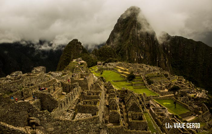 Ciudad Inca de Machu Picchu