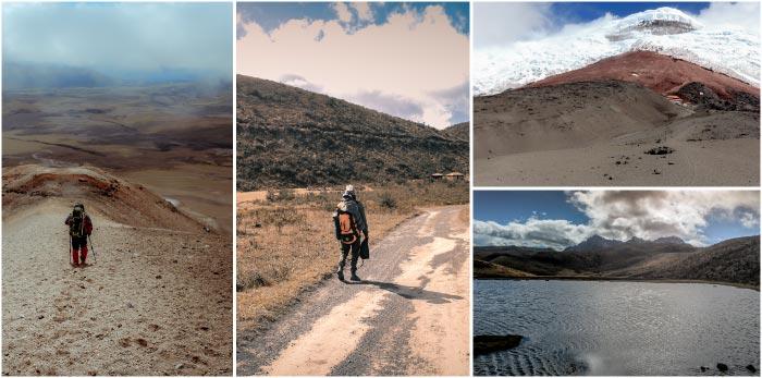 Cómo llegar al volcán Cotopaxi, guía de viaje