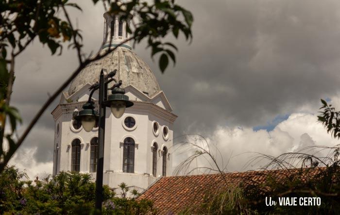 Arquitectura de Cuenca Ecuador