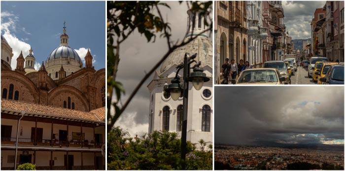 Guía para viajar a Cuenca Ecuador