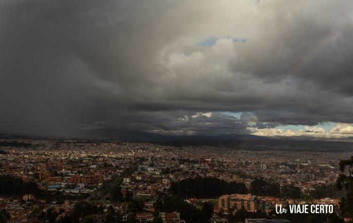 Mirador de Turi Cuenca
