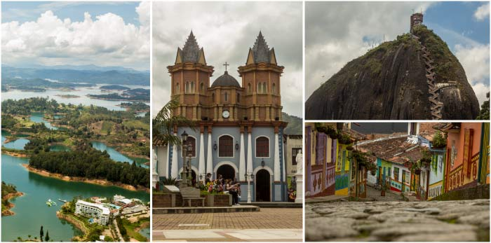 Qué hacer en Guatapé Guía de viaje