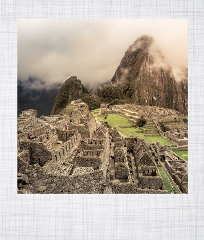 Foto Machu Picchu Perú