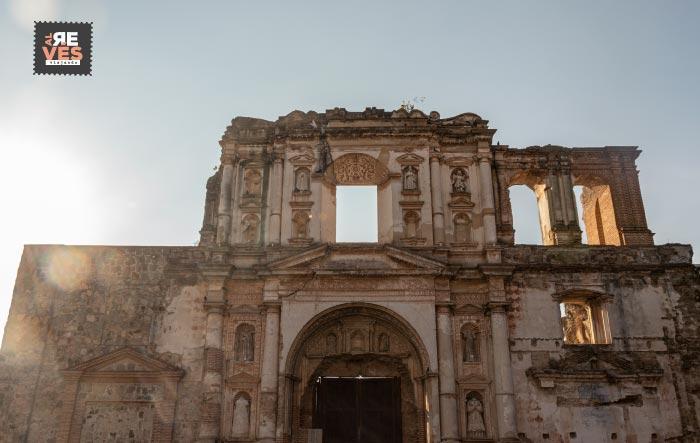 Colegio Compañía de Jesús Antigua Guatemala