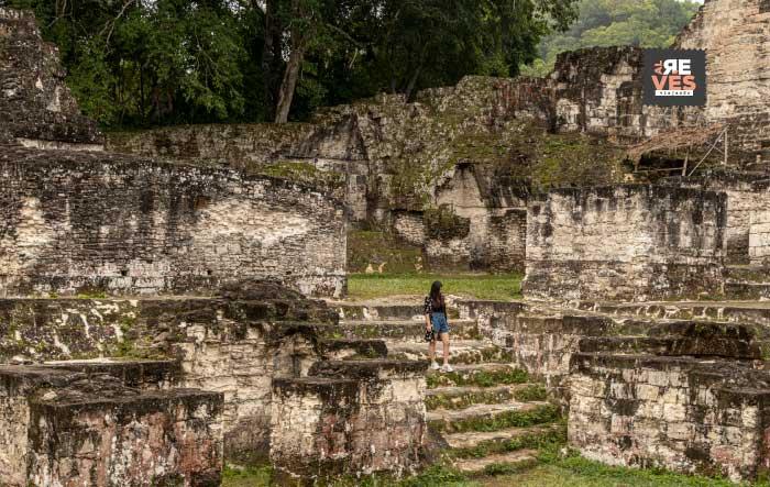 Cómo llegar a Tikal Guatemala