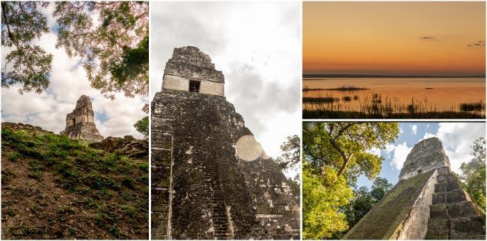 Còmo llegar a Tikal guía de viaje