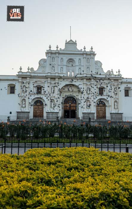 foto de la iglesia de san jose