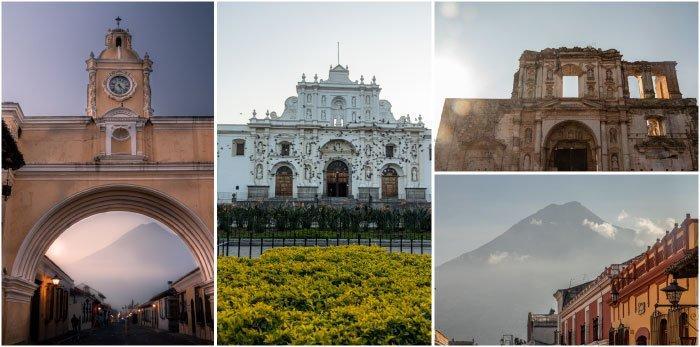 Viajar a Antigua Guatemala, guía de viaje