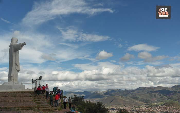 Mirador Cristo Blanco Cusco