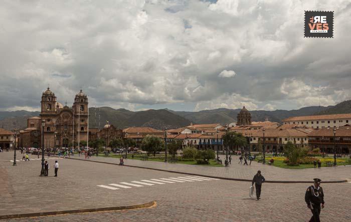 Plaza de Armas Cusco Perú