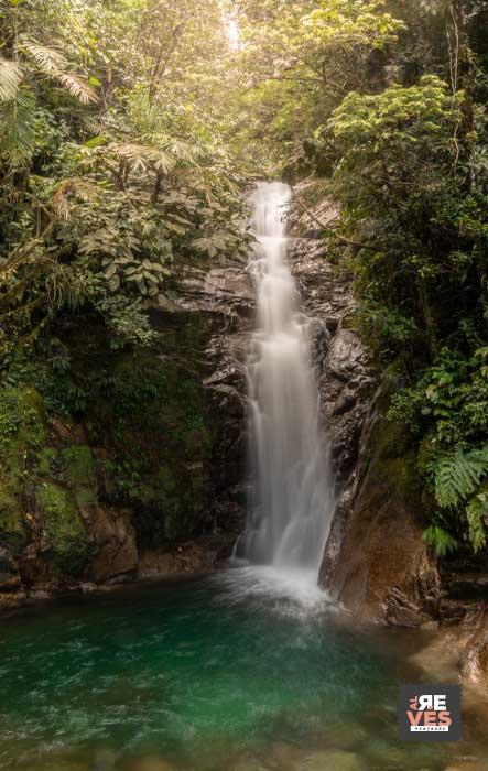 Mejor cascada de Manantiales del Campo