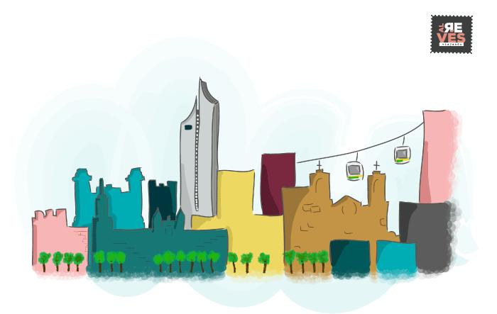 Ilustración de Medellín