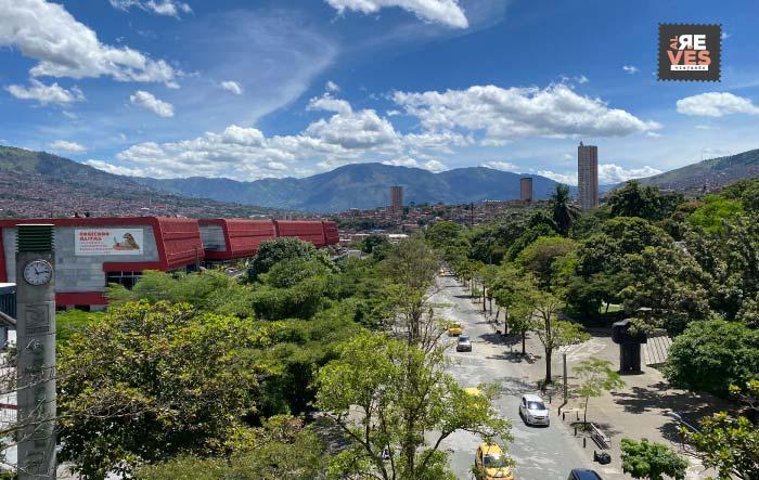 Panorámica Carabobo y parque Explora