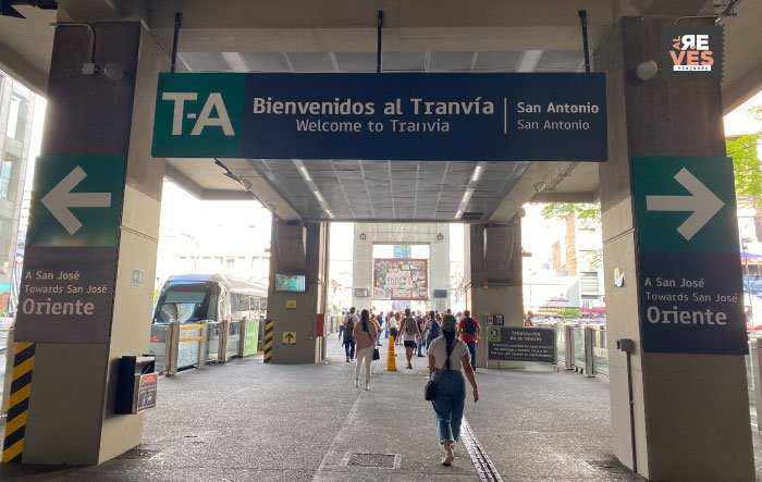 Estación San Antonio de Medellín
