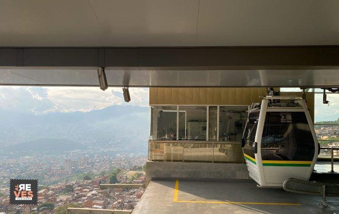 Medellín desde Metrocable