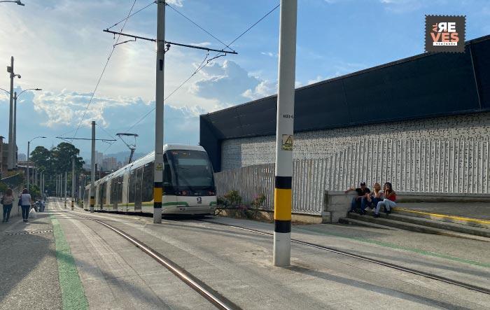 Tranvía de Ayacucho de Medellín